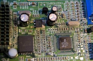 Vnitřní část PC