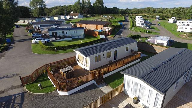 mobilní dům camp